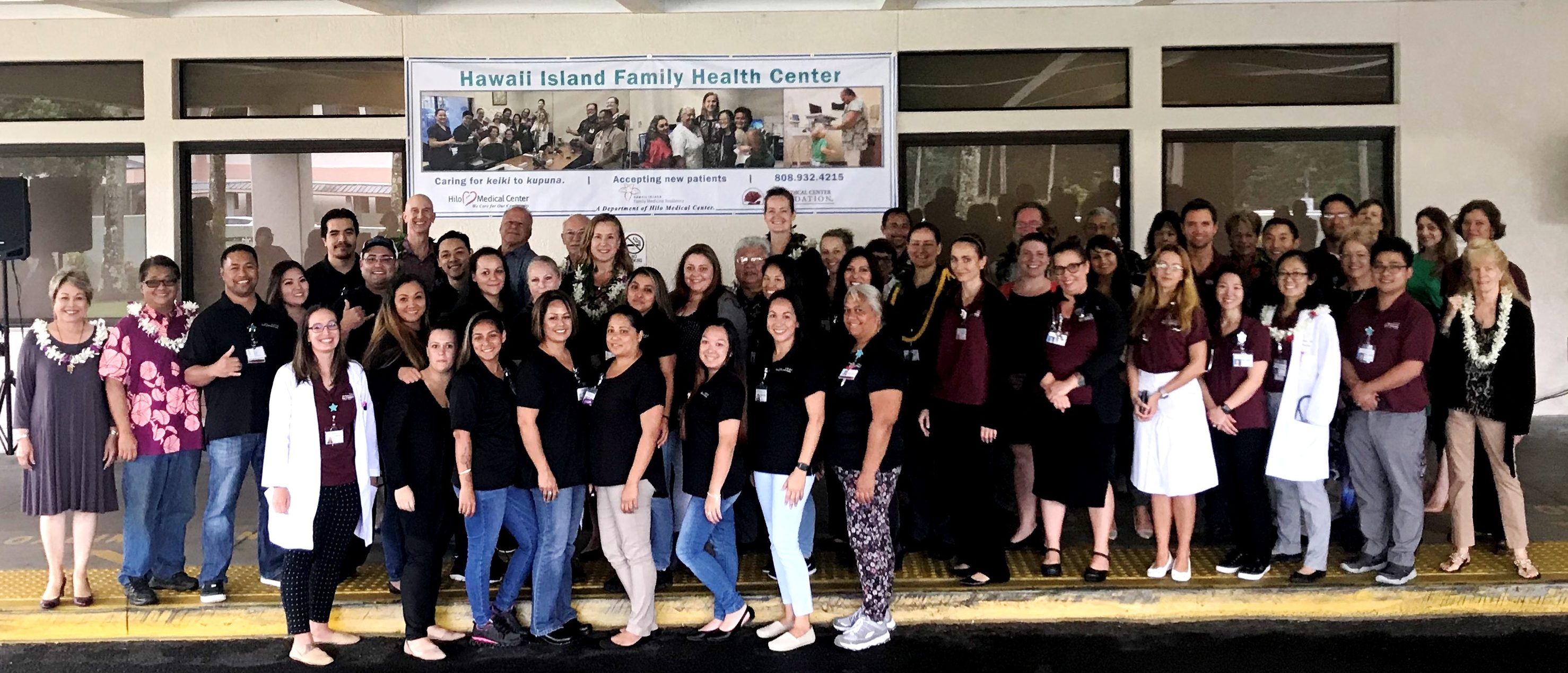 Hawaii Island Family Health Center Go Group picture