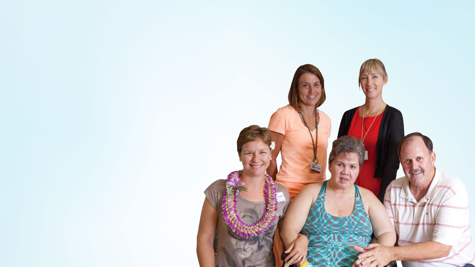 Group of providers and patients