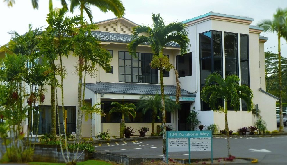 Hilo Surgical Associates building exterior