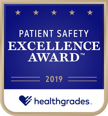 healthgrades - Patient Safety Excellence Award