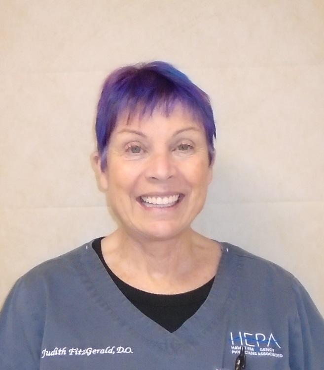 Judith FitzGerald, DO